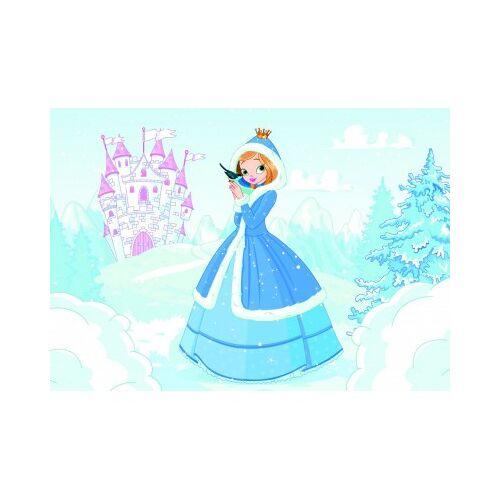Bluebird Puzzle Princess in the Snow 48 Teile Puzzle Bluebird-Puzzle-70358