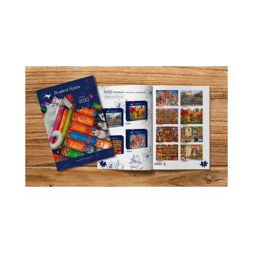 Bluebird Puzzle Bluebird Puzzle Katalog - 2020 - 68 Seiten Bluebird-Puzzle-00000