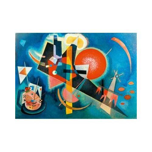 Bluebird Puzzle Kandinsky - In Blue, 1925 1000 Teile Puzzle Art-by-Bluebird-Puzzle-60021