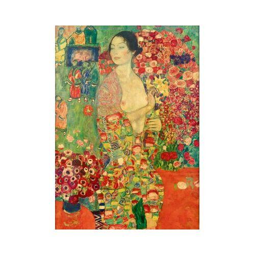 Bluebird Puzzle Gustave Klimt - The Dancer, 1918 1000 Teile Puzzle Art-by-Bluebird-Puzzle-60037