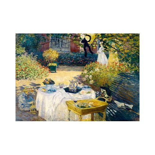Bluebird Puzzle Claude Monet - The Lunch, 1873 1000 Teile Puzzle Art-by-Bluebird-Puzzle-60040