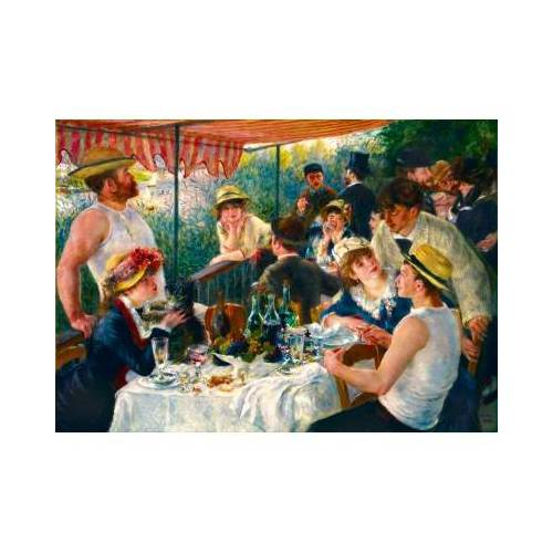 Bluebird Puzzle Renoir - Luncheon of the Boating Party, 1881 1000 Teile Puzzle Art-by-Bluebird-Puzzle-60048