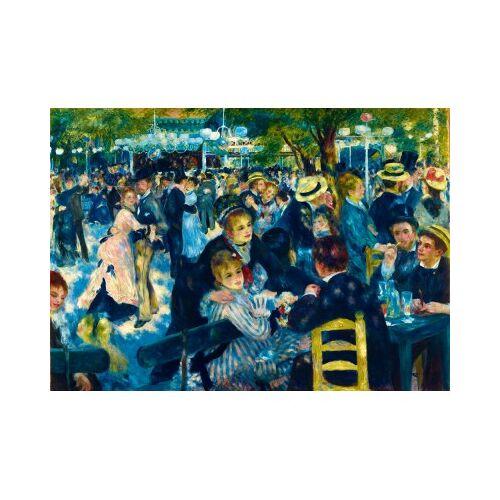 Bluebird Puzzle Renoir - Dance at Le Moulin de la Galette, 1876 1000 Teile Puzzle Art-by-Bluebird-Puzzle-60049
