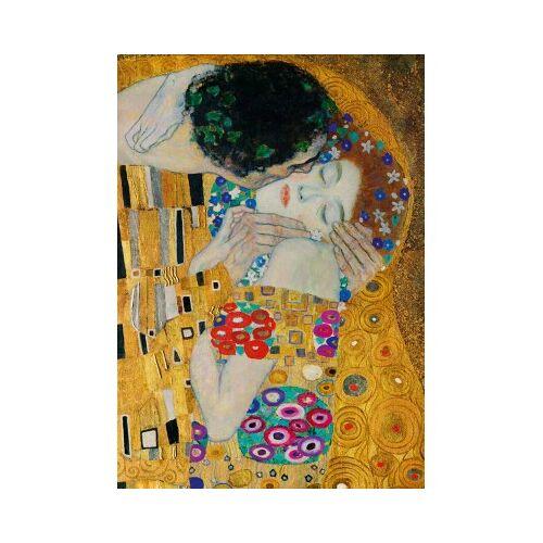 Bluebird Puzzle Gustave Klimt - The Kiss (detail), 1908 1000 Teile Puzzle Art-by-Bluebird-Puzzle-60079