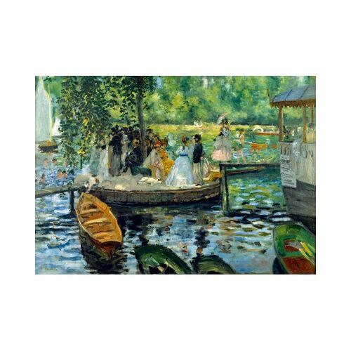 Bluebird Puzzle Renoir - La Grenouillère, 1869 1000 Teile Puzzle Art-by-Bluebird-Puzzle-60100