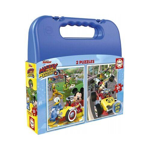 Educa 2 Puzzles - Disney Princess 20 Teile Puzzle Educa-17640