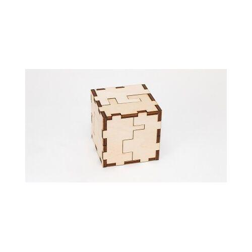 ECO Wood Art 3D Puzzle Cube 24 Teile Puzzle Eco-Wood-Art-35