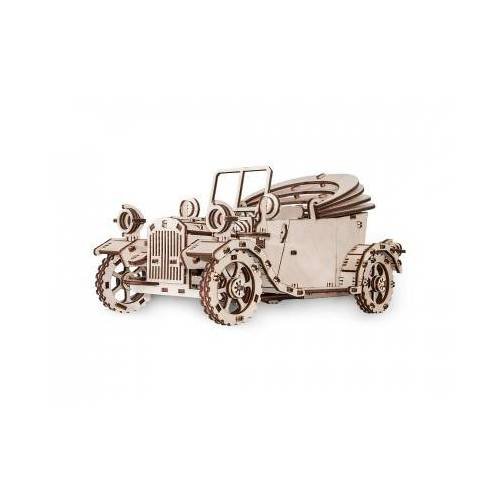 ECO Wood Art 3D Holzpuzzle - Retro Car 315 Teile Puzzle Eco-Wood-Art-37
