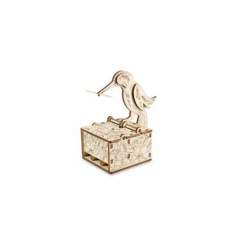 ECO Wood Art 3D Wooden Puzzle - Bird 38 Teile Puzzle Eco-Wood-Art-95