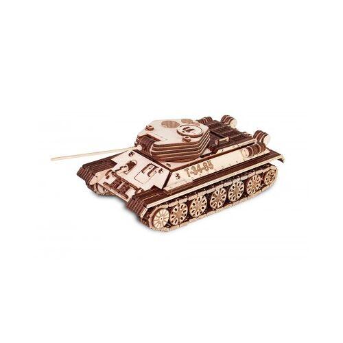 ECO Wood Art 3D Wooden Puzzle - Tank T-34-85 965 Teile Puzzle Eco-Wood-Art-82