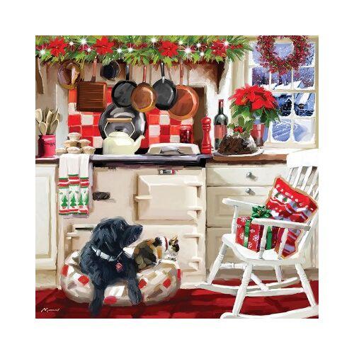 Otter House Puzzle Christmas Kitchen 1000 Teile Puzzle Otter-House-Puzzle-74138