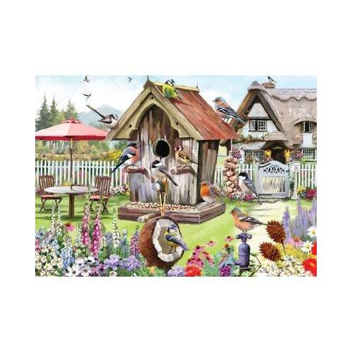 Otter House Puzzle Feathered Friends 1000 Teile Puzzle Otter-House-Puzzle-74219