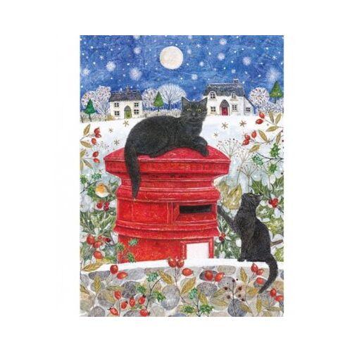 Otter House Puzzle Christmas Post 1000 Teile Puzzle Otter-House-Puzzle-75098