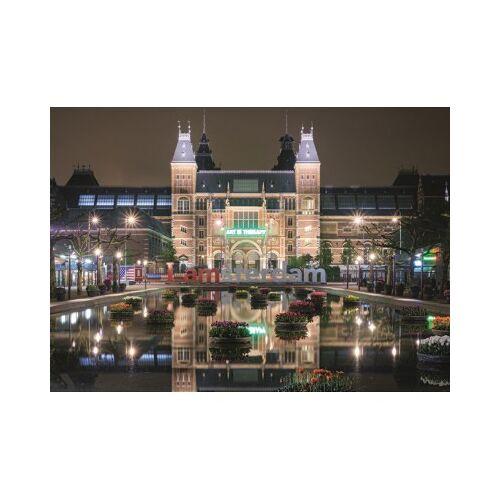 Jumbo Rijksmuseum in der Nacht 1000 Teile Puzzle Jumbo-18351