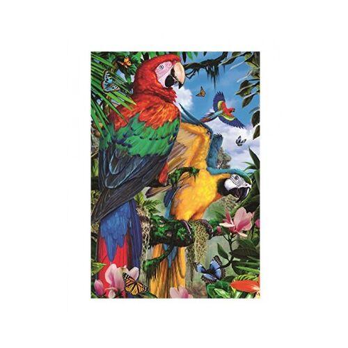 Jumbo Schöne Papageien 1000 Teile Puzzle Jumbo-18330