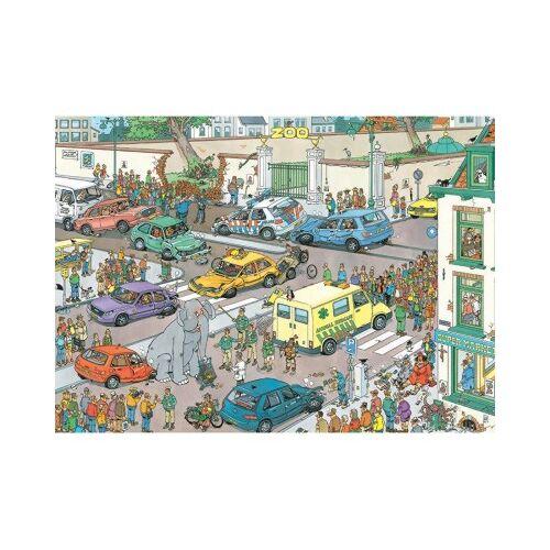 Jumbo Jumbo Goes Shopping 1000 Teile Puzzle Jumbo-20028