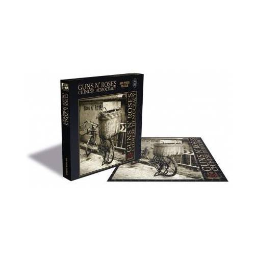 Rock Saws Guns N Roses - Chinese Democracy 500 Teile Puzzle Zee-Puzzle-24967
