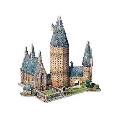 Wrebbit 3D 3D Puzzle - Harry Potter (TM): Hogwarts - Große Halle 850 Teile Puzzle Wrebbit-3D-2014
