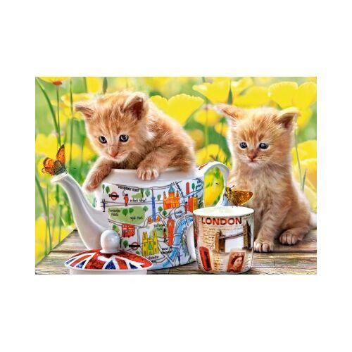 Castorland Tea Time 500 Teile Puzzle Castorland-52356
