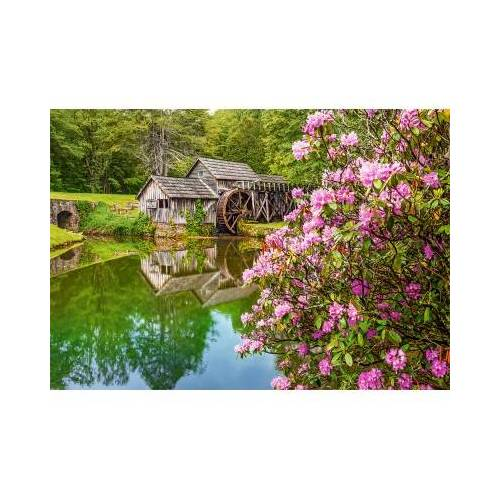 Castorland Mill by the Pond 500 Teile Puzzle Castorland-53490