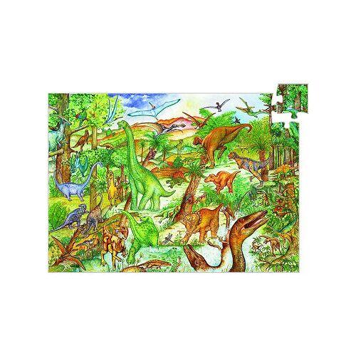 Djeco Dinosaurier 100 Teile Puzzle Djeco-07424