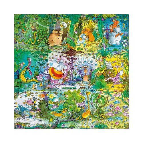 Heye Mordillo: Urwald 1000 Teile Puzzle Heye-29799