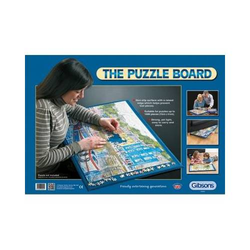 Gibsons Das Puzzle Board Gibsons-G9000