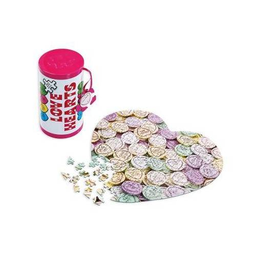 Gibsons Love Hearts 250 Teile Puzzle Gibsons-G2810