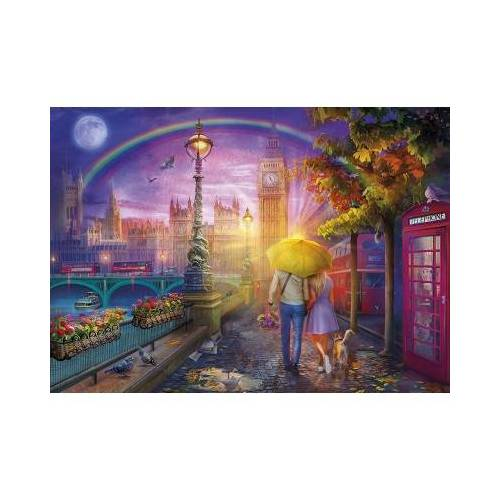 Gibsons Romance on the River 1000 Teile Puzzle Gibsons-G6283