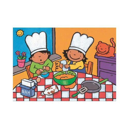 PuzzelMan Noa: In der Küche 16 Teile Puzzle PuzzelMan-248