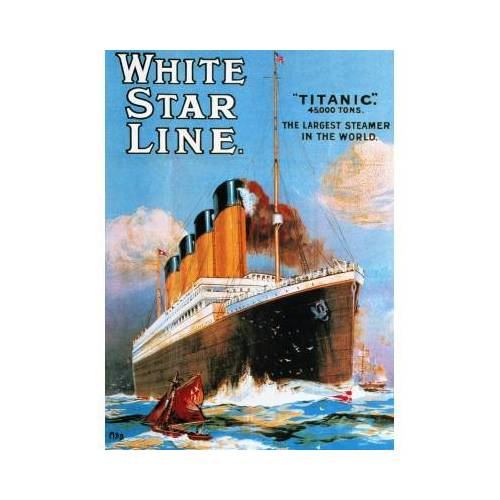 Eurographics Titanic 1000 Teile Puzzle Eurographics-6000-1333
