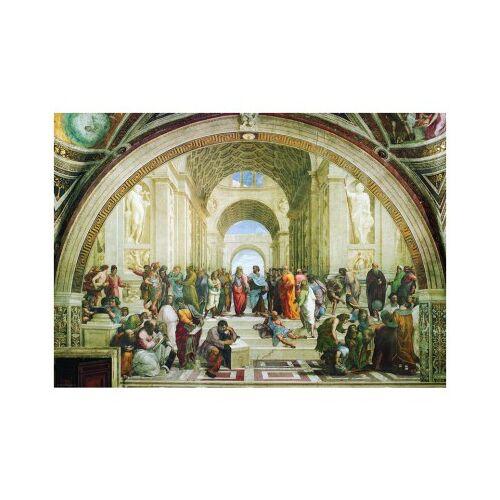 Eurographics Raphaël: Die Schule von Athen 1000 Teile Puzzle Eurographics-6000-4141