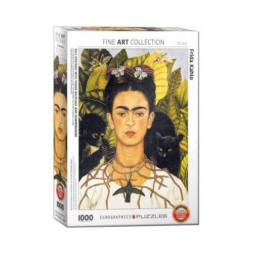 Eurographics Frida Kahlo 1000 Teile Puzzle Eurographics-6000-0802