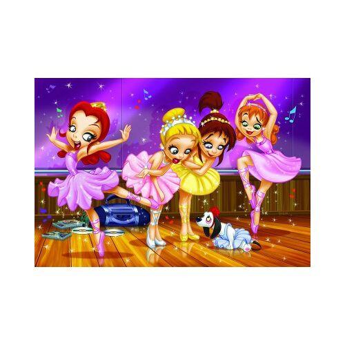 Eurographics Go Girls Go! - Ballet 100 Teile Puzzle Eurographics-6100-0414