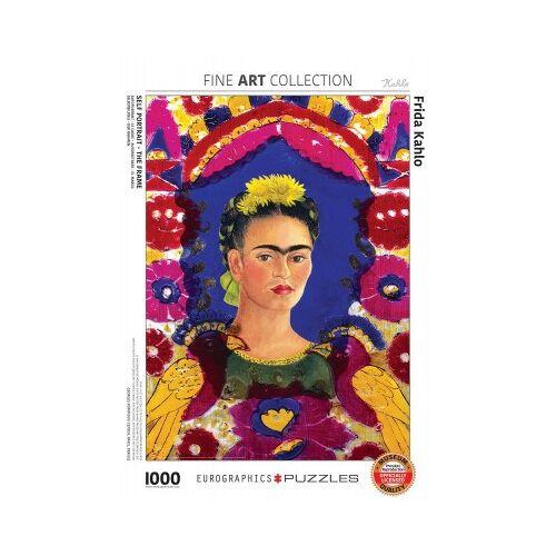 Eurographics Frida Kahlo 1000 Teile Puzzle Eurographics-6000-5425