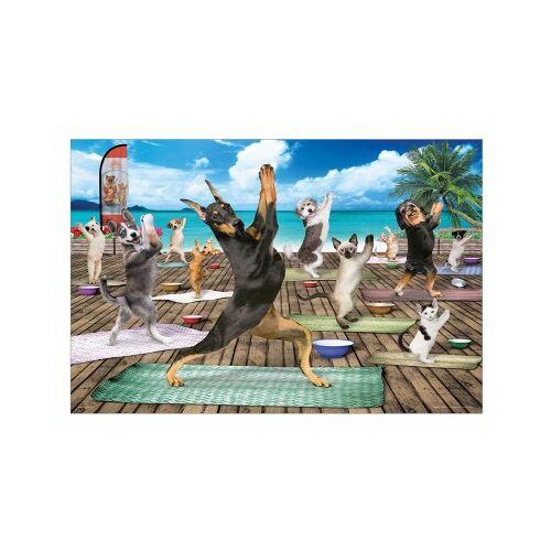 Eurographics XXL Teile - Yoga Spa 500 Teile Puzzle Eurographics-6500-5454