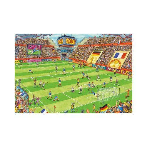 Schmidt Spiele Fußballstadion 150 Teile Puzzle Schmidt-Spiele-56358