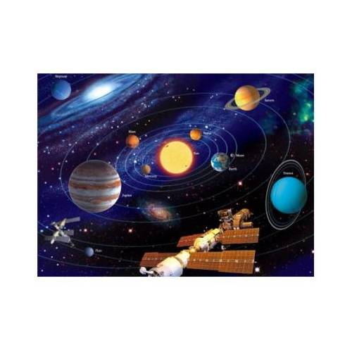 Ravensburger Das Sonnensystem  500 Teile Puzzle Ravensburger-14926