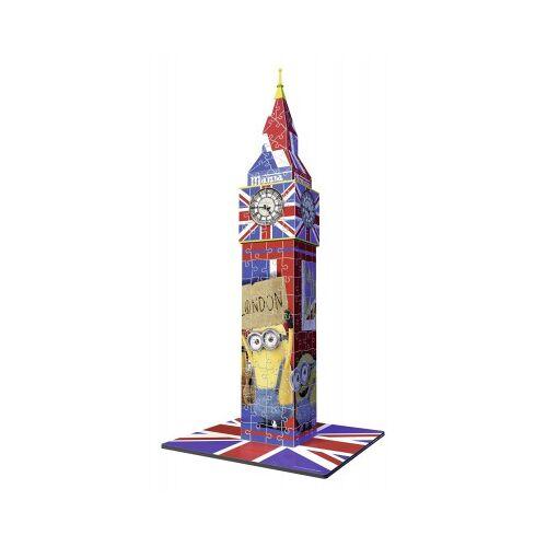 Ravensburger Puzzle 3D - Big Ben Minions 216 Teile Puzzle Ravensburger-12589