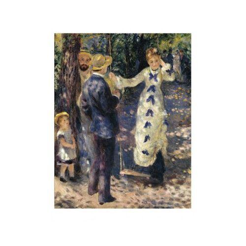 DToys Renoir Auguste - Auf der Schaukel 1000 Teile Puzzle Dtoys-70265