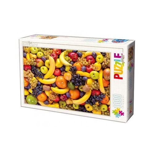 DToys High Difficulty - Früchte 1000 Teile Puzzle Dtoys-71958
