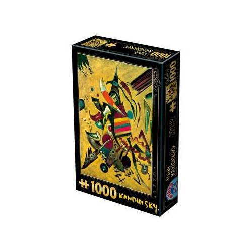 DToys Kandinsky Vassily: Points 1000 Teile Puzzle Dtoys-75130