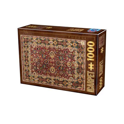 DToys Vintage Carpet 1000 Teile Puzzle Dtoys-76908