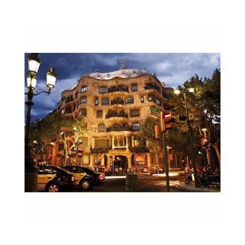 DToys Spanien - Barcelona, Casa Mila 500 Teile Puzzle Dtoys-69313
