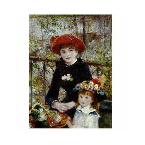 DToys Renoir: Auf der Terrasse 1000 Teile Puzzle Dtoys-66909