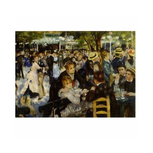 DToys Renoir: Le bal du Moulin de la Galette 1000 Teile Puzzle DToys-70302