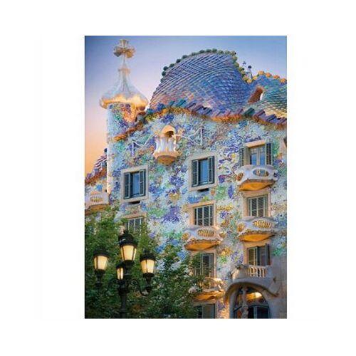 DToys Spanien - Barcelona, Casa Batllo 1000 Teile Puzzle DToys-70357