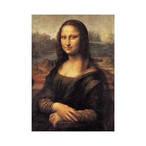 Clementoni Mona Lisa 500 Teile Puzzle Clementoni-30363