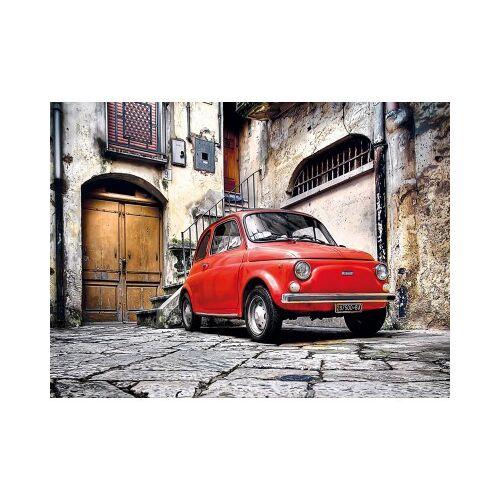 Clementoni Fiat 500 500 Teile Puzzle Clementoni-30575