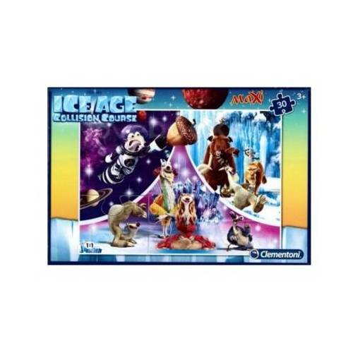 Clementoni XXL Teile - Ice Age 30 Teile Puzzle Clementoni-07428